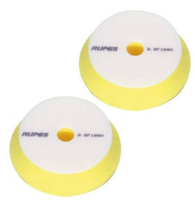 RUPES Big Foot Polishing Foams Yellow 9.BF100M