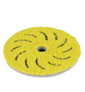 RUPES BigFoot Microfibre Finishing Pads 9.BF170XM/2
