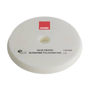 RUPES BigFoot Mille 150/165mm Polishing Foams Ultra Fine Pack of 2
