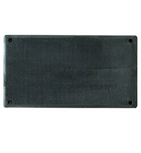 RUPES 115 x 210mm Rubber Work Pad 983.001