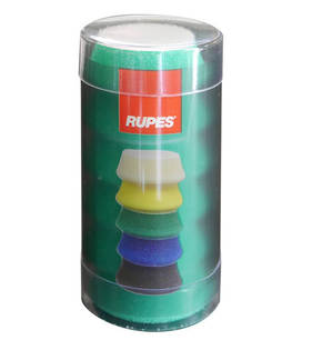 RUPES BigFoot 34/40mm  Polishing Foams Medium Pack of 6