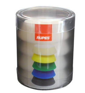 RUPES BigFoot Finishing Foams White 9.BF70S