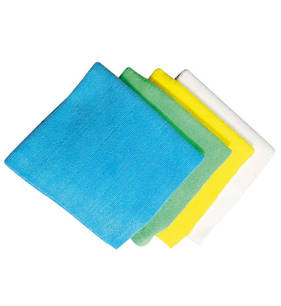 RUPES BigFoot Microfibre Cloths Pack of 4