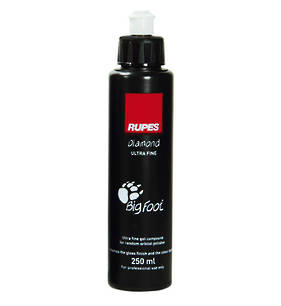 RUPES Big Foot Gel Compound Diamond Gloss Ultra Fine 250ml