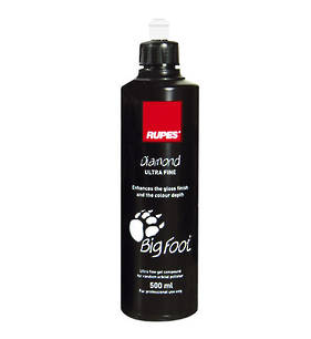 RUPES Big Foot Gel Compound Diamond Gloss Ultra Fine 500ml