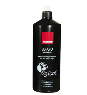 RUPES Big Foot Gel Compound Diamond Gloss Ultra Fine 1 Litre