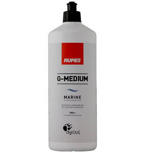 RUPES Big Foot Marine G-Compound Medium 1 Litre