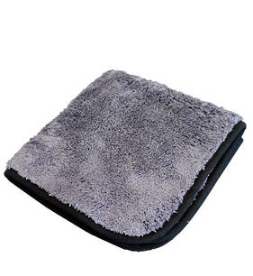 RUPES BigFoot Ultra Grey Soft Microfibre Cloth