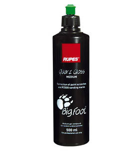 RUPES Big Foot Gel Compound Quarz Gloss Medium 500ml