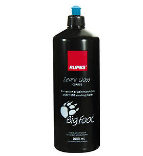RUPES Big Foot Gel Compound Zephir Coarse 1 Litre
