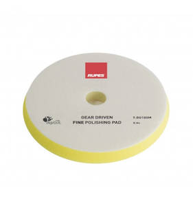 RUPES Big Foot Mille Polishing Foams Yellow 9.BG180M