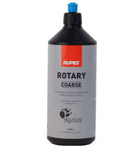 RUPES Big Foot Rotary Polishing Compound Coarse 1 Litre