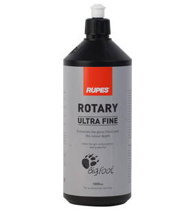 RUPES Big Foot Rotary Polishing Compound Ultra Fine 1 Litre