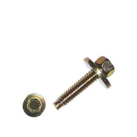 Carklips 8mm Bolt, M5 x 25, Large Wash Gold