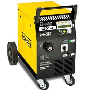 Deca D-Mig 520SD 180 Amp Single Phase Mig Welder