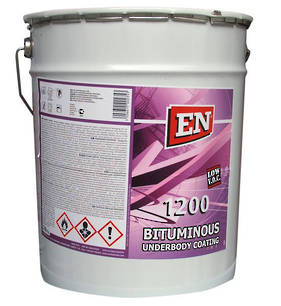 EN Chemicals 1200 Bituminous Underbody Coating 20 Litre