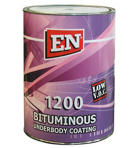 EN Chemicals 1200 Bituminous Underbody Coating 5Kg