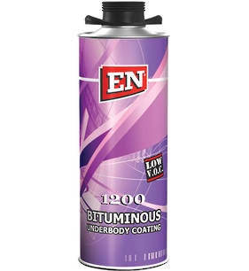 EN Chemicals 1200 Bituminous Underbody Coating 1 Litre