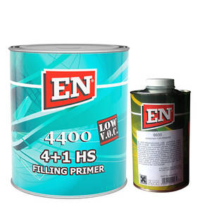 EN Chemicals 4400 2K HS Filling Primer 4:1 5 Litre Kit