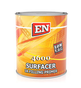 EN Chemicals 4600 Surfacer 1K Filling Primer 4L
