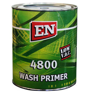 EN Chemicals 4800 2K Wash Primer 1:1 1 Litre