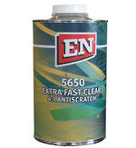 EN Chemicals 5650 4:1 Extra Fast Anti-Scratch Clearcoat 1 Litre