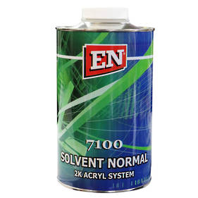 EN Chemicals 7100 Solvent Thinner Normal 1 Litre
