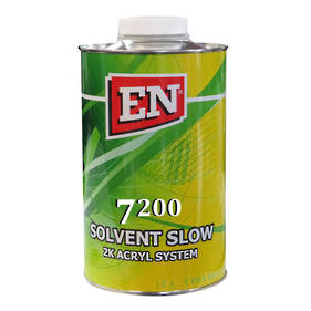 EN Chemicals 7200 Solvent Thinner Slow 1 Litre