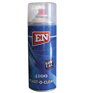 EN Chemicals 4100 Plast-O-Clear 400ml