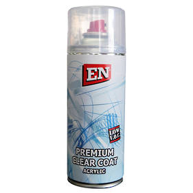 EN Chemicals Premium Clearcoat Acrylic 400ml