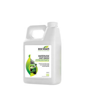 Eco Touch Waterless Car Wash Concentrate 16oz