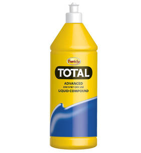 Farecla Total Dry Use Liquid Compound 1 Litre