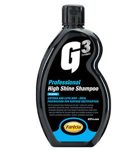 Farecla G3 Professional High Shine Shampoo 500ml