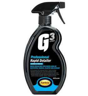 Farecla G3 Professional Rapid Detailer 500ml