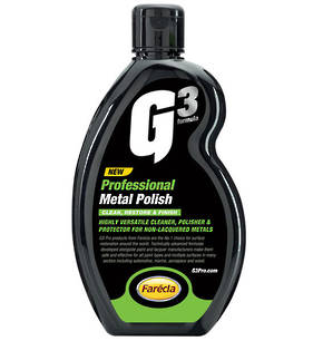 Farecla G3 Professional Metal Polish 500ml