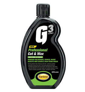 Farecla G3 Professional Cut and Wax 500ml