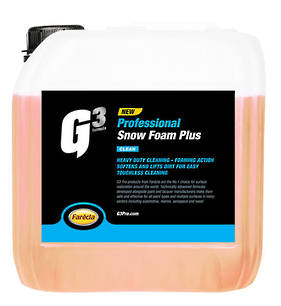 Farecla G3 Professional Snow Foam Plus 3.78 Litre