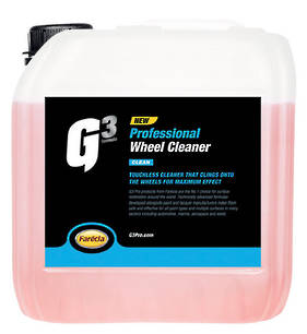 Farecla G3 Professional Wheel Cleaner 3.78 Litre