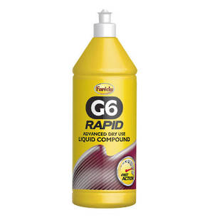 Farecla G6 Rapid Advanced Liquid Compound 1 Litre