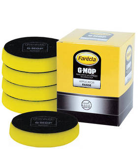 Farecla G Mop 75mm Yellow Compounding Foam Pack of 5