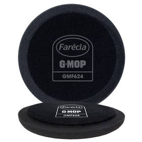 Farecla G Mop 150mm Flexible Black Finishing Foam Pack of 2