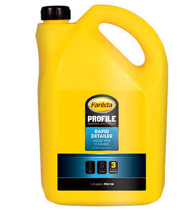 Farecla Profile Rapid Detailer Liquid Cleaner and Wax 3.78 Litre