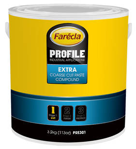 Farecla Profile Extra Coarse Cut Paste Compound 3.2Kg