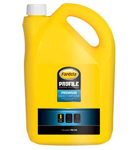 Farecla Profile Premium Liquid Compound 3.78 Litre