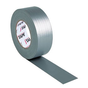 J Tape Silver Cloth Tape 50m Roll