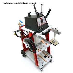 MWM Steel Spot Welder Trolley Kit