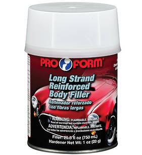 Pro Form Long Strand Reinforced Filler 750ml