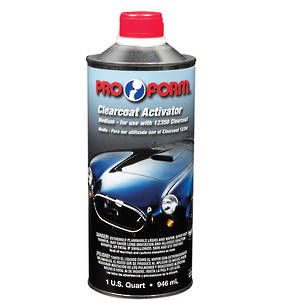 Pro Form Clearcoat Activator Medium 946ml