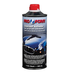 Pro Form Clearcoat Activator Fast 946ml