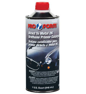 Pro Form Direct To Metal 2K Urethane High Build Primer Catalyst 946ml